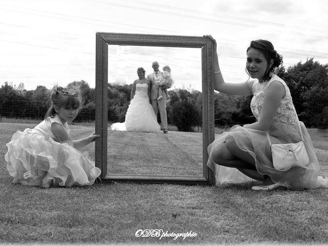 Le mariage de Tony et Ingrid à La Flamengrie, Aisne 19