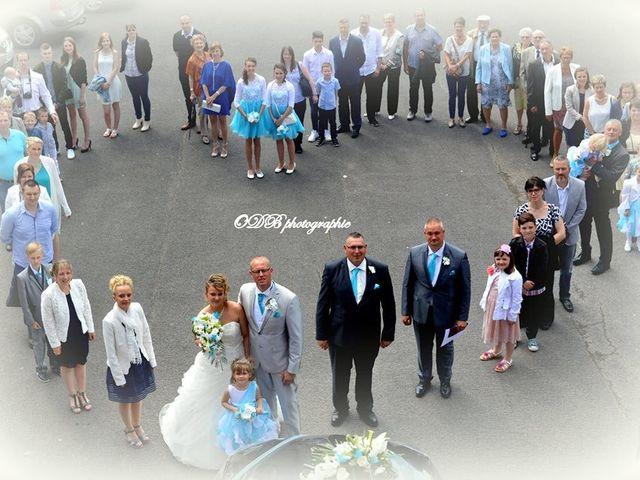 Le mariage de Tony et Ingrid à La Flamengrie, Aisne 20