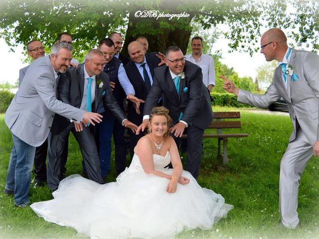 Le mariage de Tony et Ingrid à La Flamengrie, Aisne 21