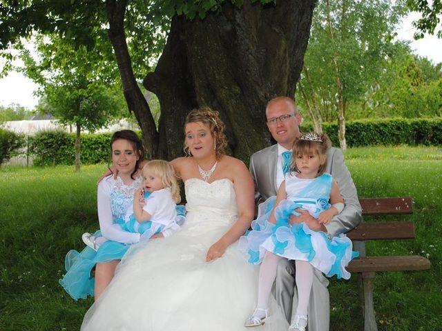Le mariage de Tony et Ingrid à La Flamengrie, Aisne 31