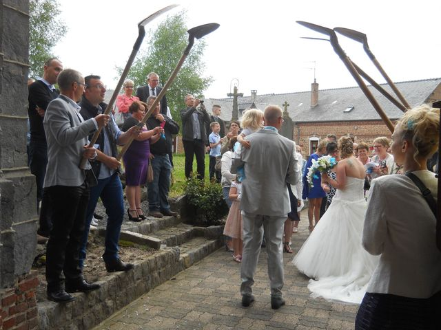 Le mariage de Tony et Ingrid à La Flamengrie, Aisne 36