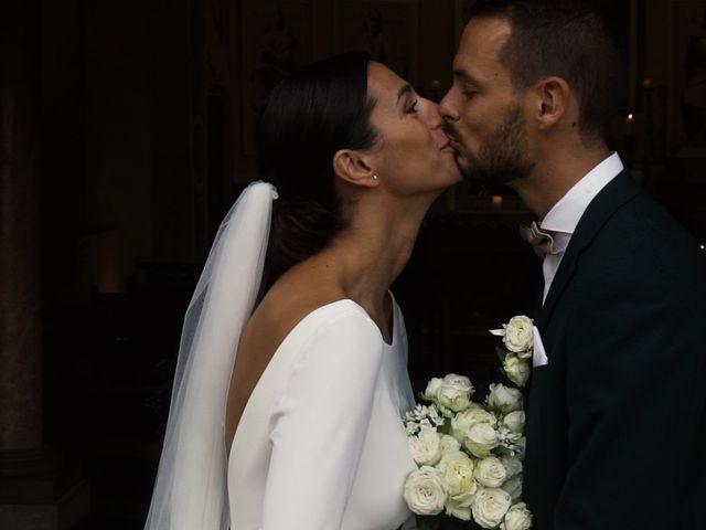 Le mariage de Julia et Robin