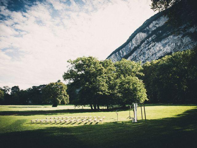 Le mariage de Ludovic et Stephanie à Sassenage, Isère 15