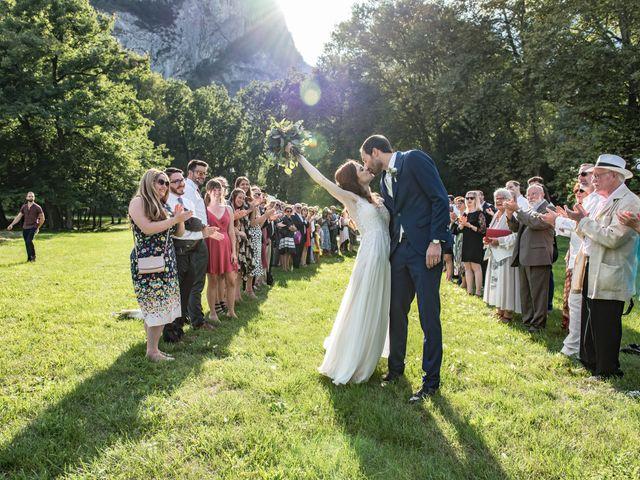 Le mariage de Ludovic et Stephanie à Sassenage, Isère 29
