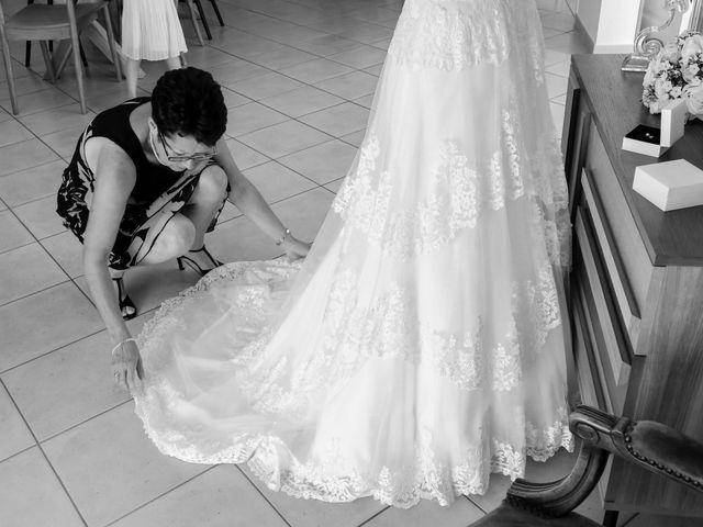 Le mariage de Freddy et Carine à Montamisé, Vienne 9