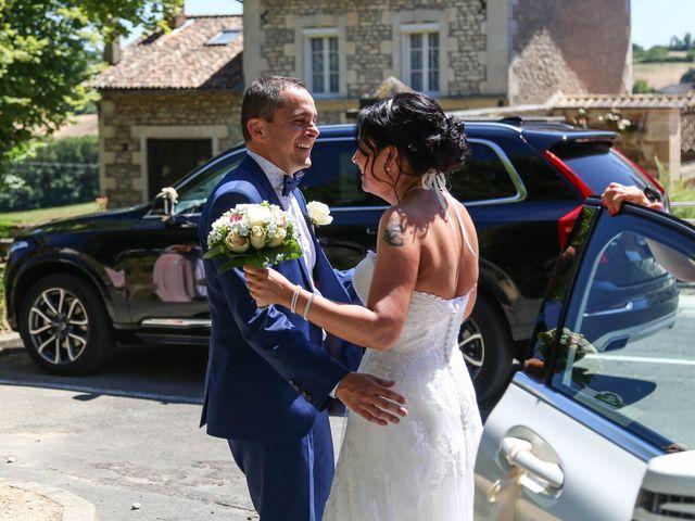 Le mariage de Freddy et Carine à Montamisé, Vienne 15