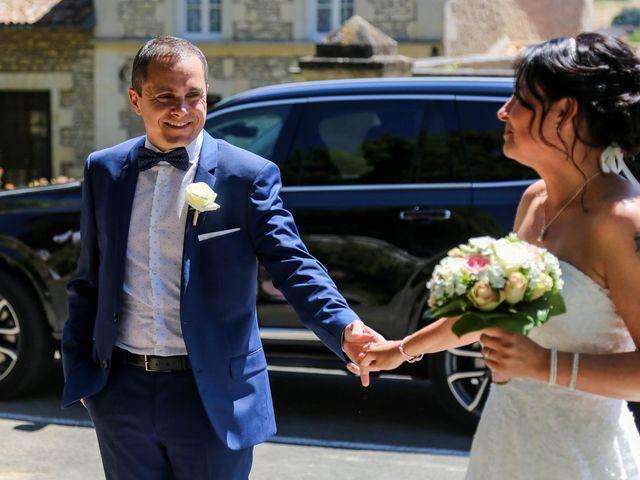 Le mariage de Freddy et Carine à Montamisé, Vienne 17