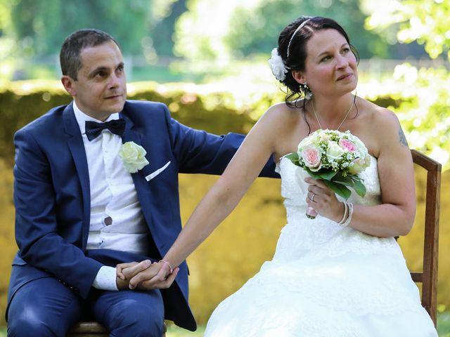 Le mariage de Freddy et Carine à Montamisé, Vienne 40