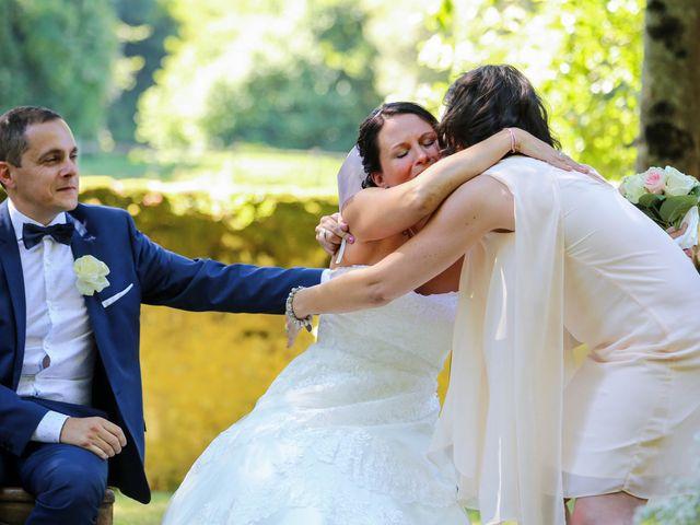 Le mariage de Freddy et Carine à Montamisé, Vienne 42