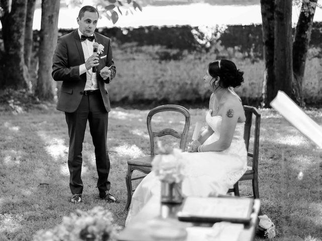 Le mariage de Freddy et Carine à Montamisé, Vienne 48