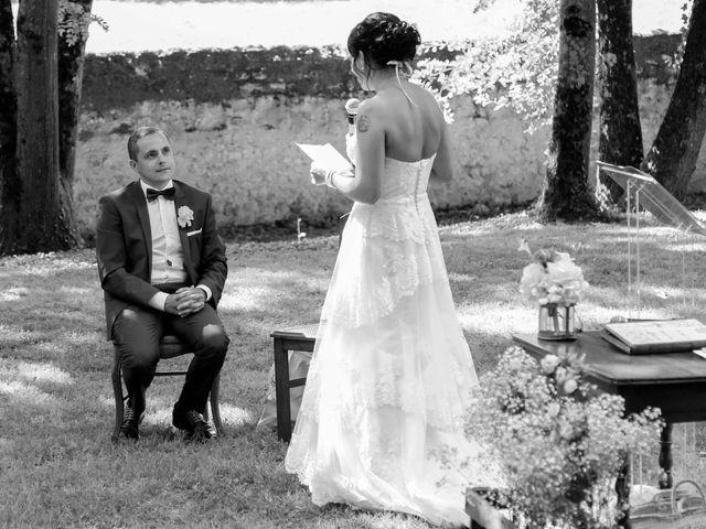 Le mariage de Freddy et Carine à Montamisé, Vienne 49