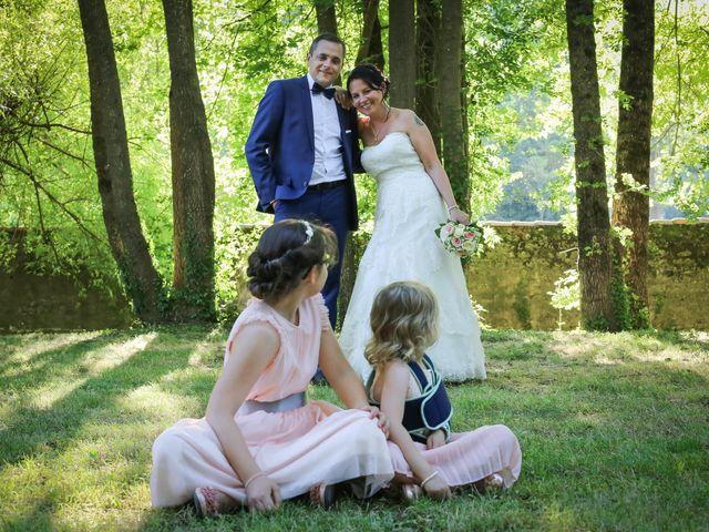 Le mariage de Freddy et Carine à Montamisé, Vienne 69