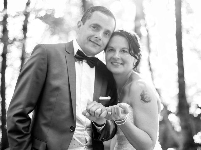 Le mariage de Freddy et Carine à Montamisé, Vienne 71