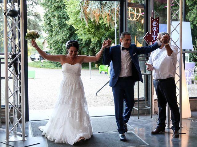 Le mariage de Freddy et Carine à Montamisé, Vienne 87