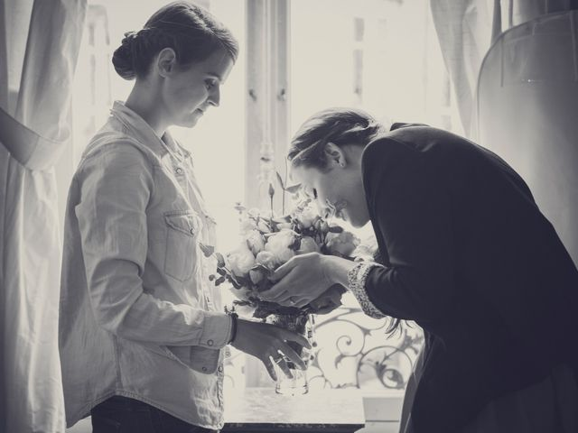 Le mariage de Vincent et Albane à Saint-Laurent-de-Chamousset, Rhône 3