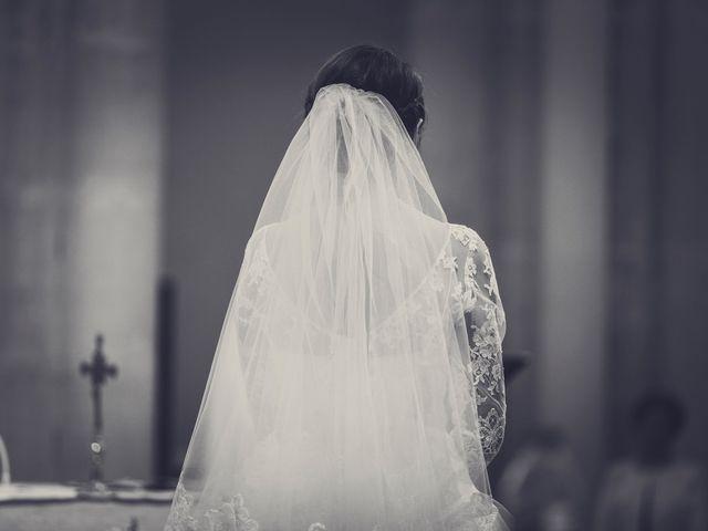 Le mariage de Vincent et Albane à Saint-Laurent-de-Chamousset, Rhône 15