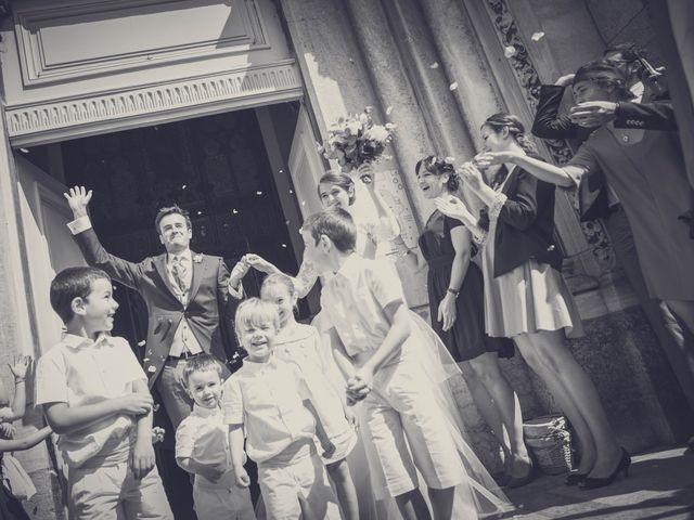 Le mariage de Vincent et Albane à Saint-Laurent-de-Chamousset, Rhône 18