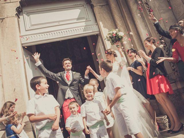 Le mariage de Vincent et Albane à Saint-Laurent-de-Chamousset, Rhône 19