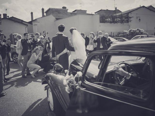 Le mariage de Vincent et Albane à Saint-Laurent-de-Chamousset, Rhône 23