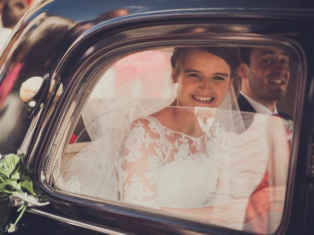 Le mariage de Vincent et Albane à Saint-Laurent-de-Chamousset, Rhône 25
