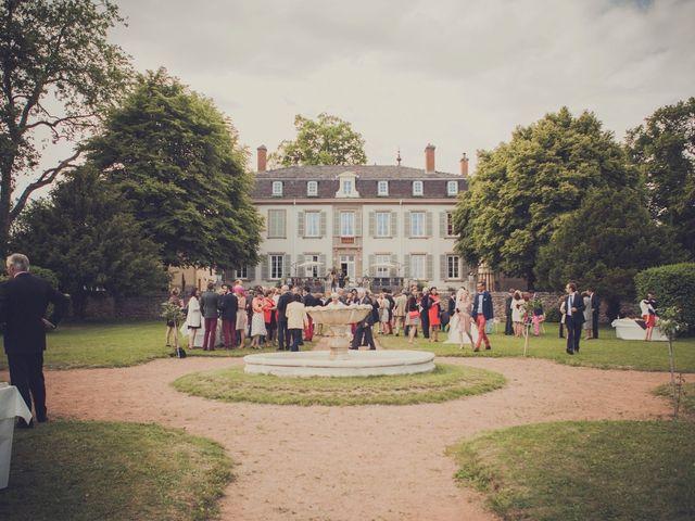 Le mariage de Vincent et Albane à Saint-Laurent-de-Chamousset, Rhône 26