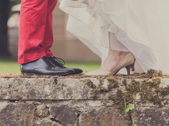 Le mariage de Vincent et Albane à Saint-Laurent-de-Chamousset, Rhône 29