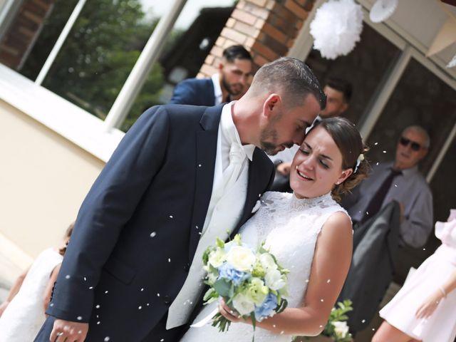 Le mariage de Erick et Virginie à Roumagne, Lot-et-Garonne 1