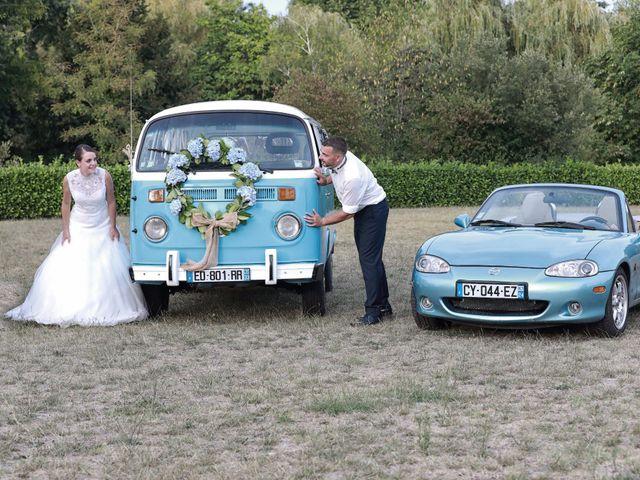 Le mariage de Erick et Virginie à Roumagne, Lot-et-Garonne 2