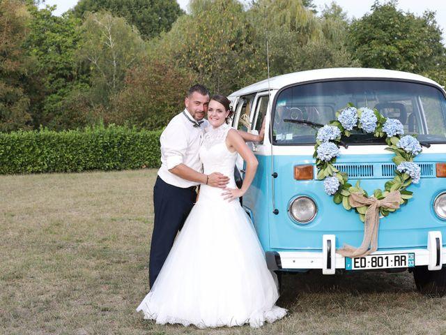 Le mariage de Erick et Virginie à Roumagne, Lot-et-Garonne 5