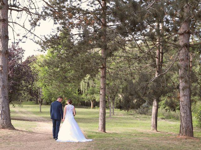 Le mariage de Erick et Virginie à Roumagne, Lot-et-Garonne 6