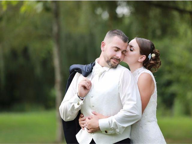 Le mariage de Virginie et Erick