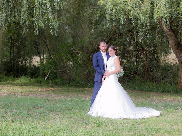 Le mariage de Erick et Virginie à Roumagne, Lot-et-Garonne 13