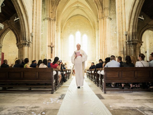 Le mariage de Benjamin et Wendy à Samoussy, Aisne 11