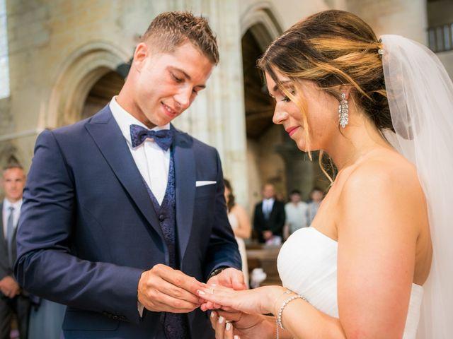 Le mariage de Benjamin et Wendy à Samoussy, Aisne 15