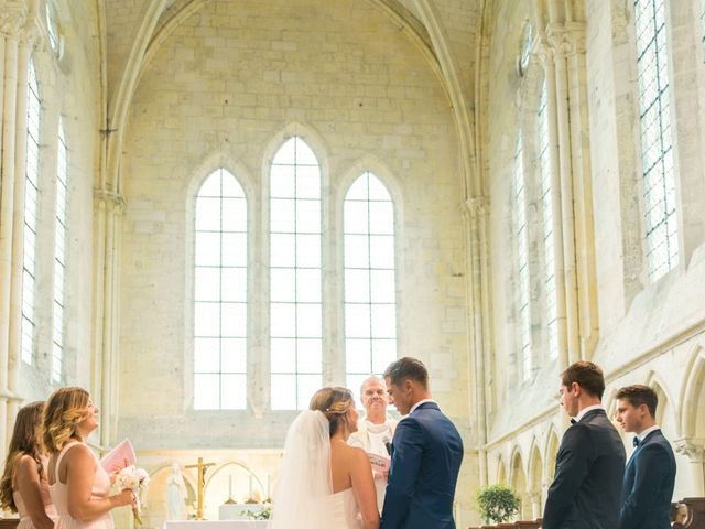 Le mariage de Benjamin et Wendy à Samoussy, Aisne 17