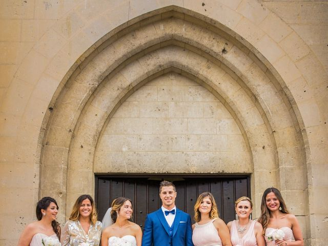 Le mariage de Benjamin et Wendy à Samoussy, Aisne 20