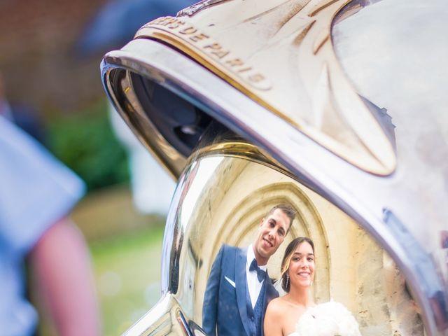 Le mariage de Benjamin et Wendy à Samoussy, Aisne 21