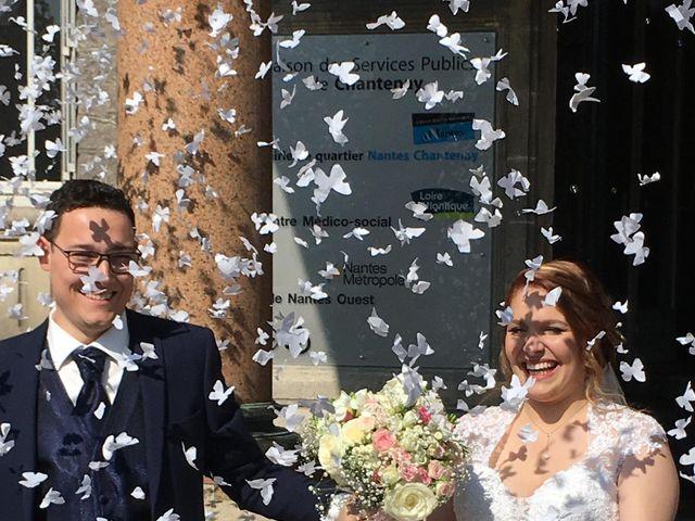 Le mariage de Maxime et Morgane à Nantes, Loire Atlantique 17