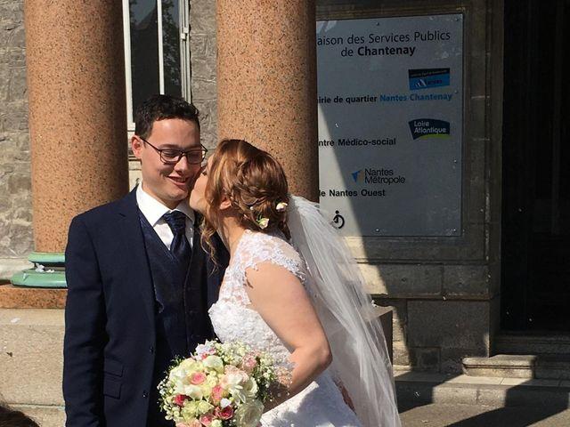 Le mariage de Maxime et Morgane à Nantes, Loire Atlantique 19