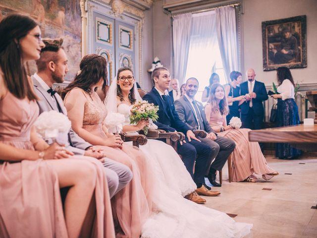 Le mariage de Grégory et Floriane à Saint-Étienne, Loire 2