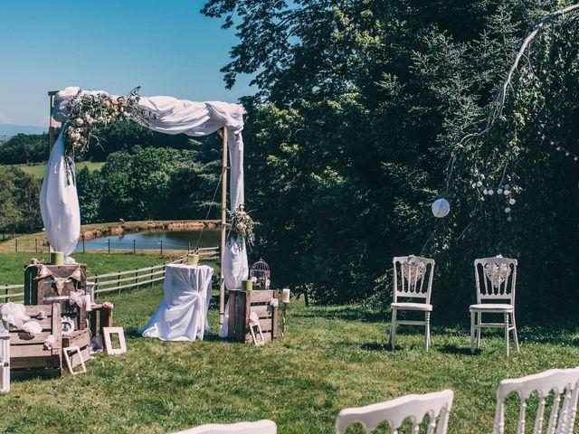 Le mariage de Grégory et Floriane à Saint-Étienne, Loire 9