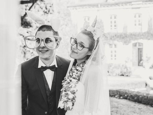 Le mariage de Grégory et Floriane à Saint-Étienne, Loire 13