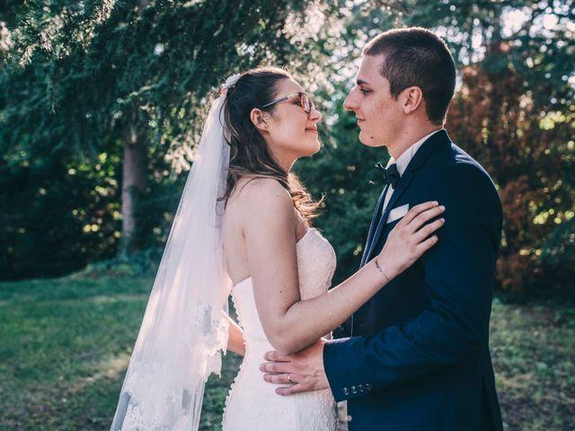 Le mariage de Floriane et Grégory
