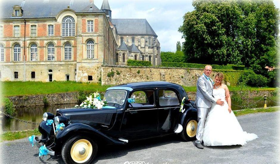 Le mariage de Tony et Ingrid à La Flamengrie, Aisne