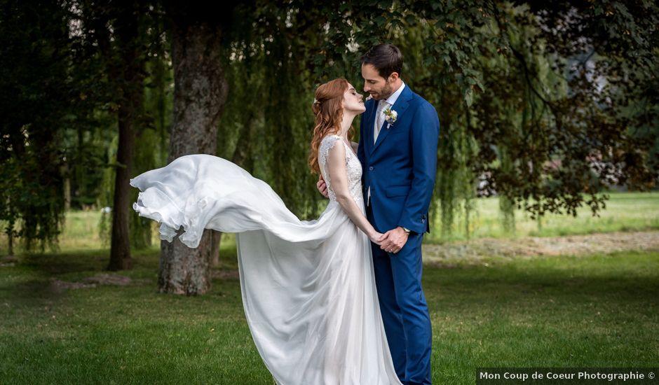 Le mariage de Ludovic et Stephanie à Sassenage, Isère