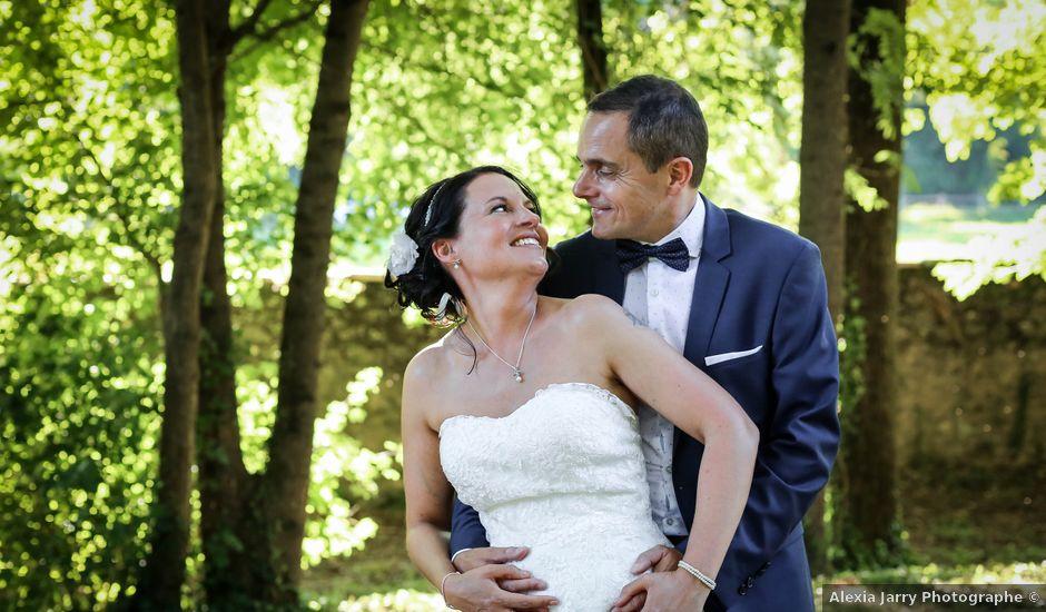 Le mariage de Freddy et Carine à Montamisé, Vienne