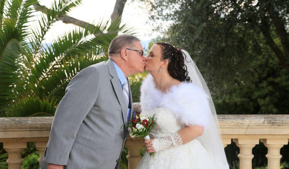 Le mariage de André et Mélanie à Cap-d'Ail, Alpes-Maritimes