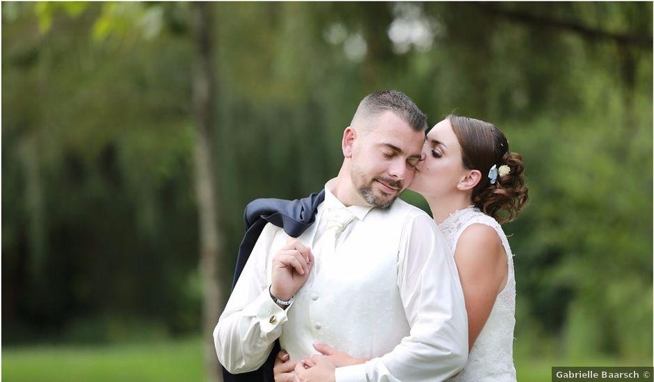 Le mariage de Erick et Virginie à Roumagne, Lot-et-Garonne