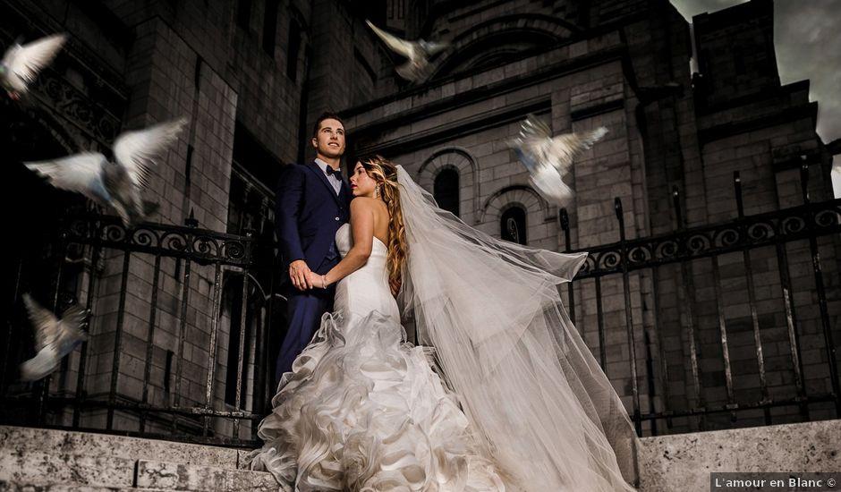 Le mariage de Benjamin et Wendy à Samoussy, Aisne