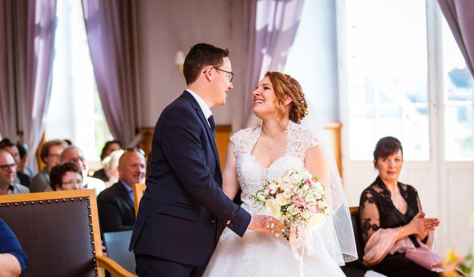 Le mariage de Maxime et Morgane à Nantes, Loire Atlantique